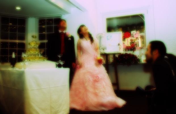 Weddingリポート