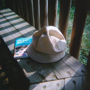 帽子と青本