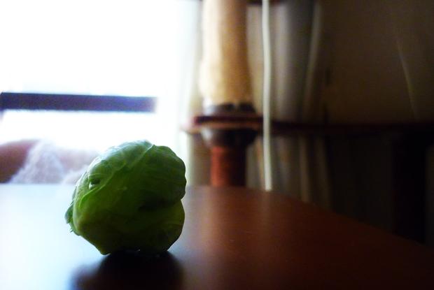 芽キャベツ